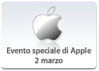 Apple - Evento Apple 2 marzo - iPad 2 - iOS 4.3 - Podcast su iTunes Store