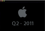 Apple Conference Calls Q2 2011 - Webcast