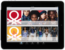 Benetton - iPad per la rete commerciale - App dedicata