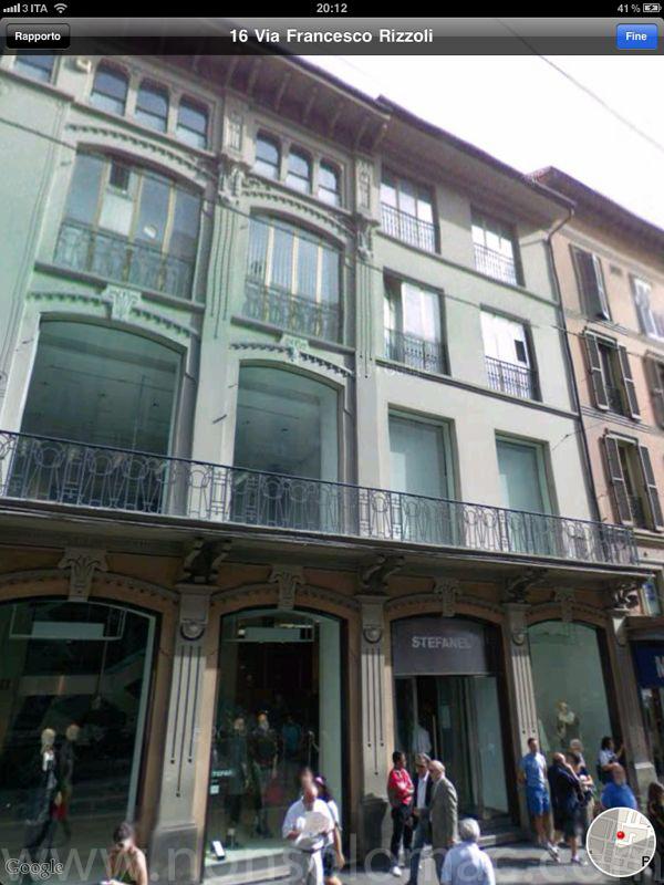 Bologna - Casa Commerciale Barilli