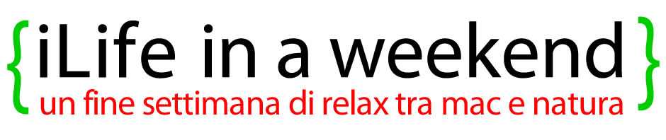 Corso iLife in a weekend - Cetona (SI) - Codice sconto