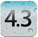 iOS 4.3 - Icona