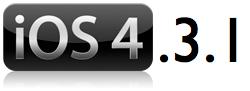 iOS 4.3.1 - Logo