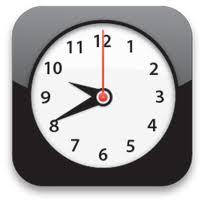 iOS App - Icona Orologio