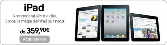 iPad - Offerta modello originale in esaurimento scorte