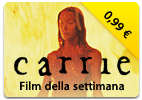 iTunes Store - Film della Settimana - Carrie di Brian De Palma, da un romanzo di Stephen King