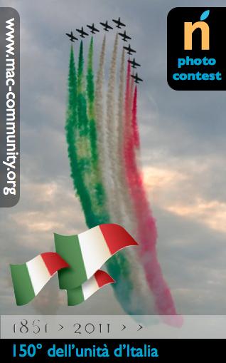Locandina - Photo Contest 150° Anniversario dell'Unità d'Italia
