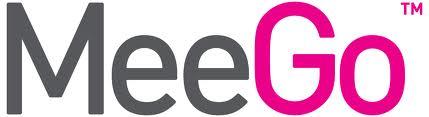Logo MeeGo - Mobile OS by Intel e Nokia