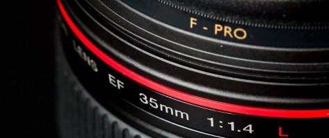 Canon EF 35 mm f/1.4L