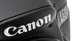 Canon EOS 60D - Loghi