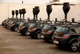 Google Car parcheggiate - Opel