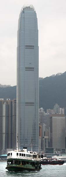 Hong Kong - IFC Tower - Apple Store