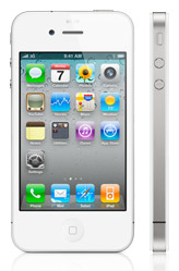 iPhone 4 bianco - iPhone 4 white
