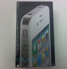 iPhone bianco - Vodafone UK