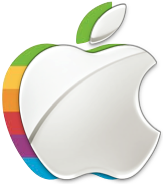 Logo Apple - Multicolor e 2011