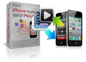 MacX iPhone Mounter - Giveaway - Regalo