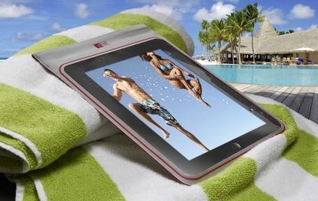 CaseLogic IPADDW-101 - Custodia waterproof per iPad