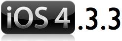 iOS 4.3.3 - Aggiornamento