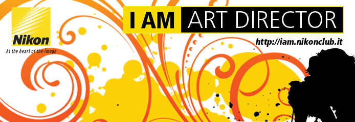 Nikon Club - Concorso a premi I AM ART DIRECTOR