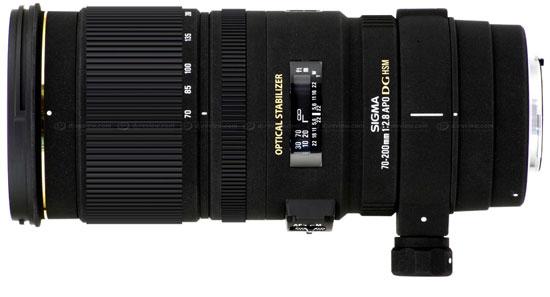 Sigma 70-200 DG HSM f/2.8 OS