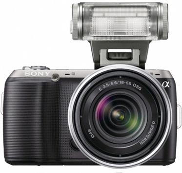 Sony NEX C3 mirrorless