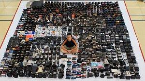 TM Wond e la sua collezione di macchine fotografiche istantanee