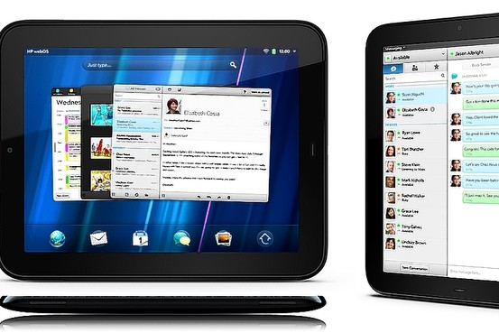 HP TouchPad - Web OS - Bocciatura di Walt Mossberg
