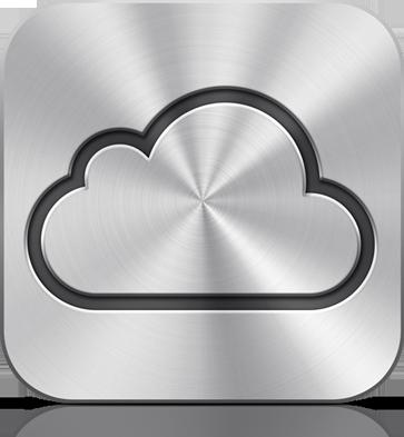 Icona ufficiale di iCloud