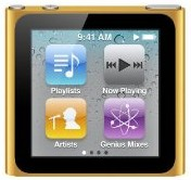 iPod nano 6° generazione in offerta su Amazon.it