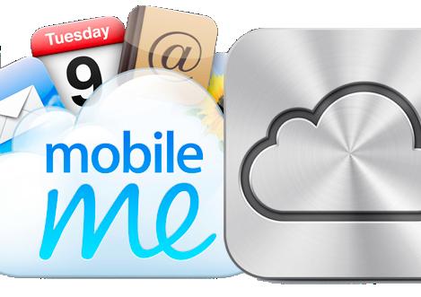 MobileMe Vs iCloud