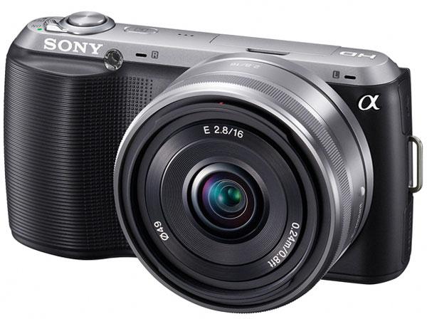 Sony ALFA NEX-C3 - Fotocamera EVIL