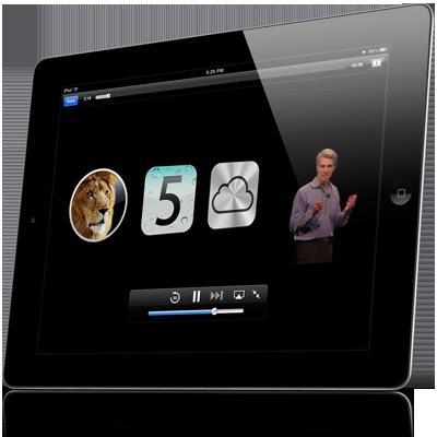 WWDC 2011 - Pubblicati i video delle oltre 100 sessioni