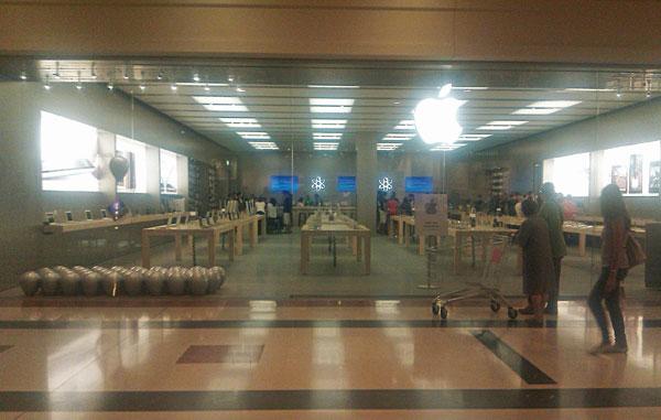 L'Apple Store Fiordaliso si mostra al pubblico