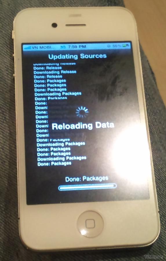 Tinthe - Un iPhone 4 economico