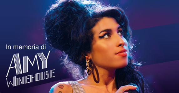 iTunes Store - Amy Whinehouse - In memoria