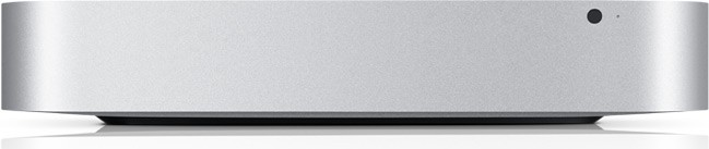 Mac mini Mid 2011 - Vista frontale