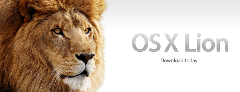 OS X Lion - Download today !
