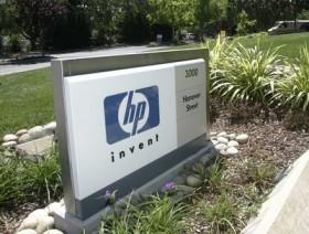 HP - Insegna della sede societaria