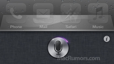 iOS 5 - Assistant - Riconoscimento vocale - Screenshot - Rendering