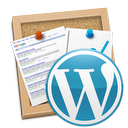 iWeb to WordPress - Icona
