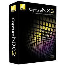 Nikon Capture NX 2 Box