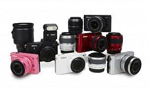 Nikon - Sistema EVIL - Fotocamere J1 e V1