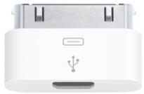 Adattatore micro-USB per connettore Dock dell'iPhone
