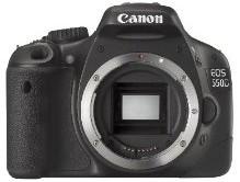 Canon EOS 550D - Corpo macchina