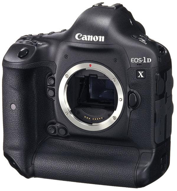 Canon EOS-1D X - Reflex full frame