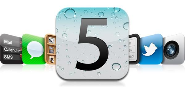 iOS 5 - Icone relative alle novità