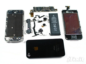 iPhone 4S - Teardown by iFixit