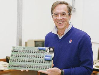 Marco Boglione - Proprietario di un raro Apple I