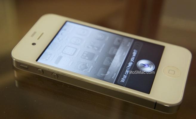 Siri su iPhone 4 - Video dimostrativo di 9to5mac