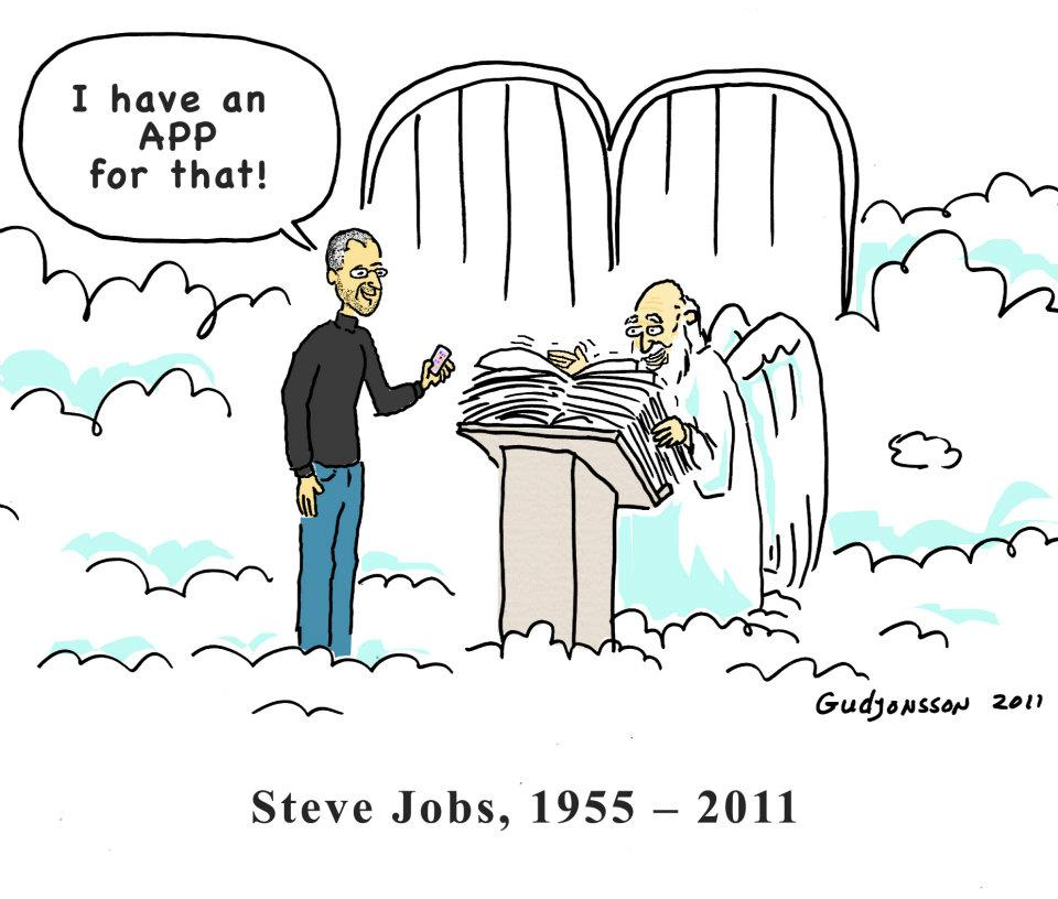 Steve Jobs - I have an App for that !